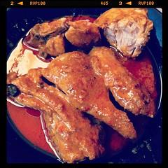 Ayam masak gulai