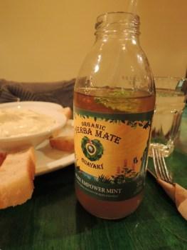 Herbivore Yerba Mate drink