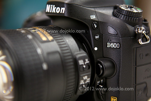 Nikon D600 full frame FX dSLR camera unbox unboxing 35mm new kit lens 24-85mm f/3.5-4.5