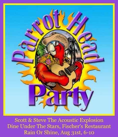 Parrot Head Party