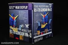Banpresto RX-178 Mk-II TITANS Head (Bust) Display (2)