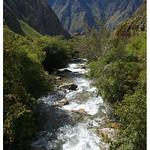 Cusichaca River, Inca Trail