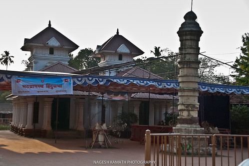 Damodar Temple, Zambaulim