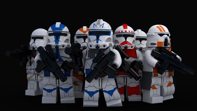 Clone Troopers
