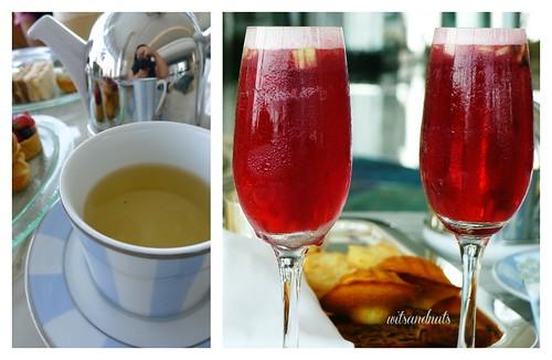 High Tea Buffet @ The Lobby, Etihad Towers, Abu Dhabi