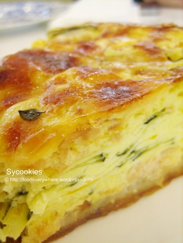 9.salmon and zucchini quiche@T-FORTY 2
