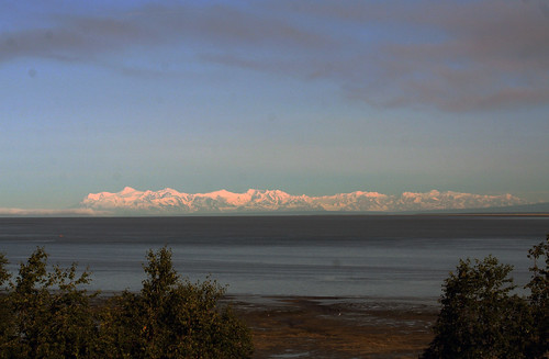 view from Anchorage