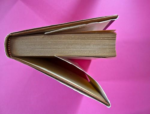 Gore Vidal, La città perversa, Elmo editore 1949. (copia 2) Taglio superiore (part.), 1