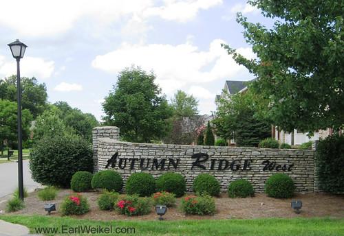Autumn Ridge East and West Louisville KY 40242 Homes For Sale off La Grange Rd Near Lyndon Kentucky by EarlWeikel.com