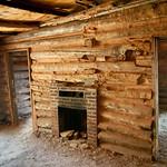 Josie Bassett Morris cabin