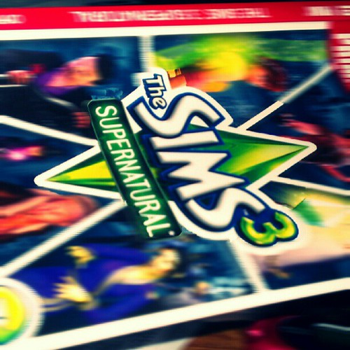 250/366 [2012] - Game On by TM2TS