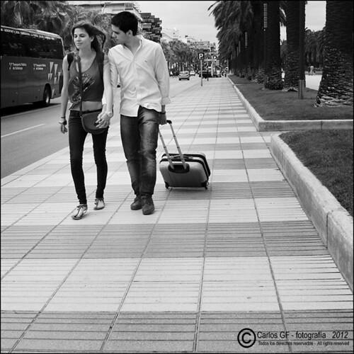 Traveling love