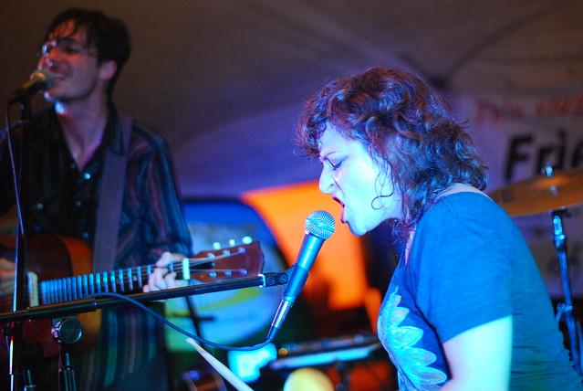 bristol rhythm & roots reunion 2012: shovels & rope