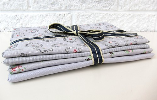Another lovely bundle from Dragonfly Fabrics