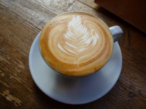 Cappuccino at the Barn