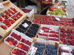 Danish summer berries