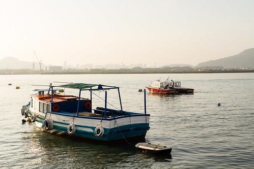 Boats by Luiz L.