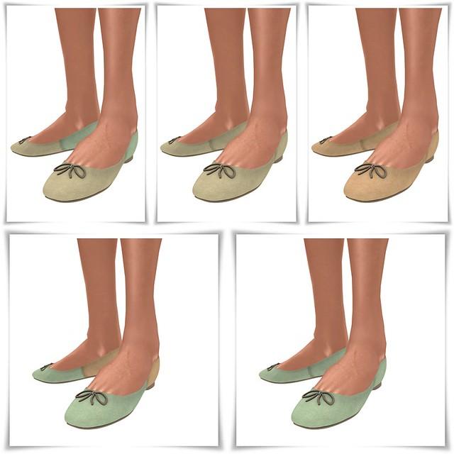 Ballet Flats 1