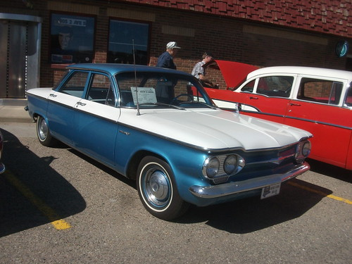 1961 Chevrolet Corvair sedan