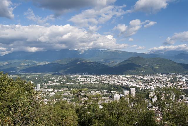 Vistas sobre la ciudad