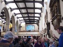 London Open House - St. Helen's Bishopsgate