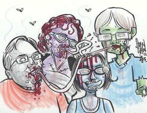 zombiecature