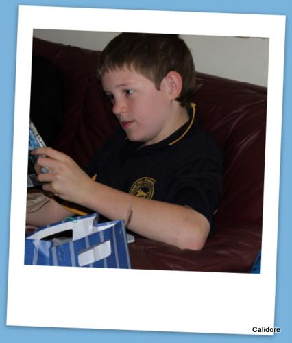 James's 13th Birthday