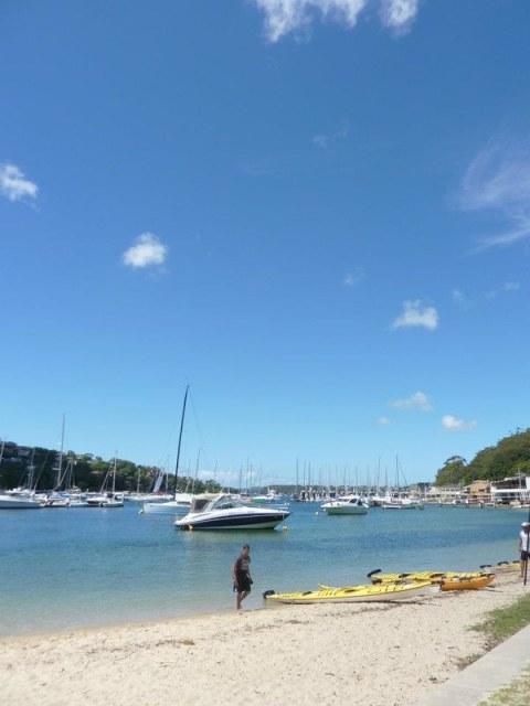 Australia kayak