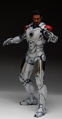 HT 1-6 Iron Man Mark IV (Hot Toys) Custom Paint Job by Zed22 (19)