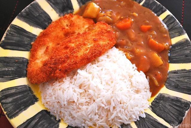 katsu curry easy katsu curry