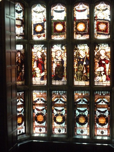 Kempe's Stained Glass