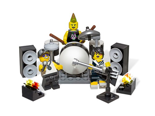 850486 Rock band