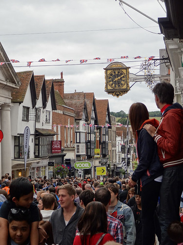 Tour of Britain - Guildford 02