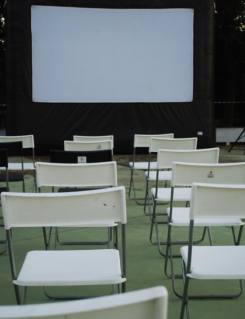 Cinema en Pacios