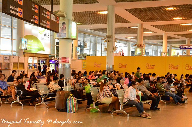 mo chit central bus station thailand