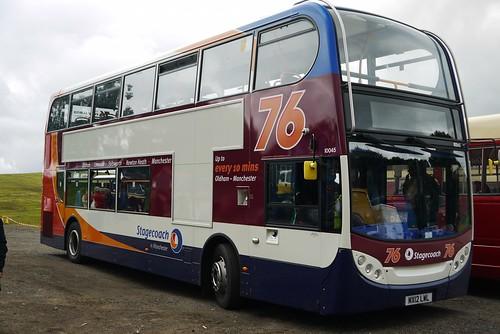 Enviro 400 Stagecoach Manchester, MX12 LWL