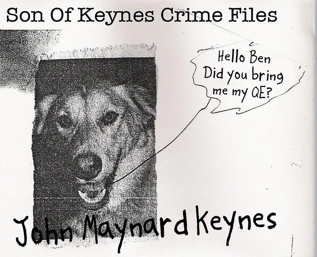 SONE OF KEYNES CRIME FILES