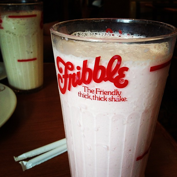 My first Fribble