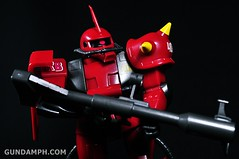 HCM MS-06R-2 Johnny Ridden's Zaku-II (144 scale) 1984 make (63)