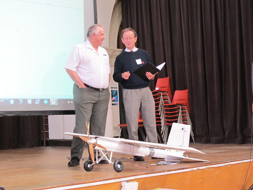 Edward Strickland on Developing a Heavy Lift UAV — Pitfalls, Problems and Opportunities