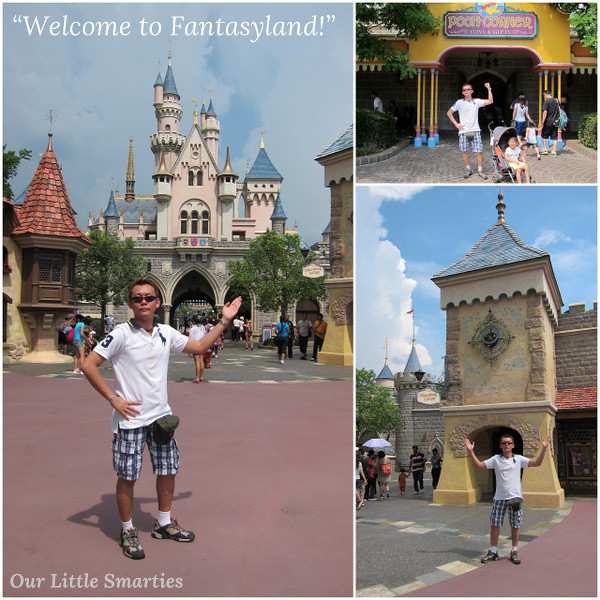 Welcome to Fantasyland