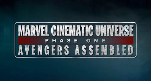 Avengers Phase One