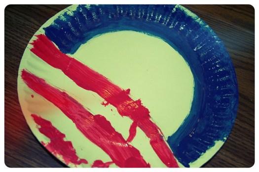 Obama Plate