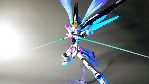 MG Girl Freedom Gundam - Custom Build Modeled by nm17090922 (4)