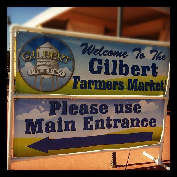 #Gilbert #farmersmarket
