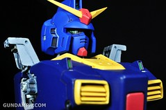 Banpresto RX-178 Mk-II TITANS Head (Bust) Display (24)