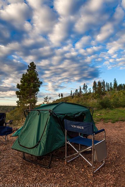 Saddle Mountain Camp