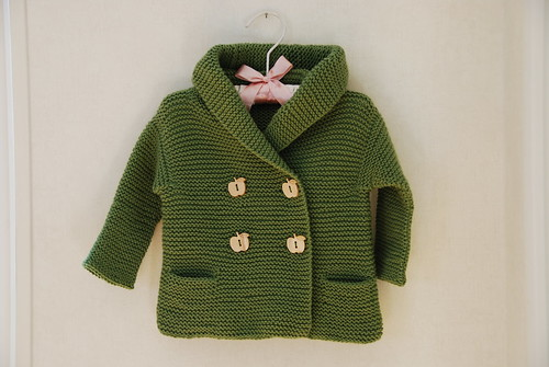 Duffle Coat by Debbie Bliss