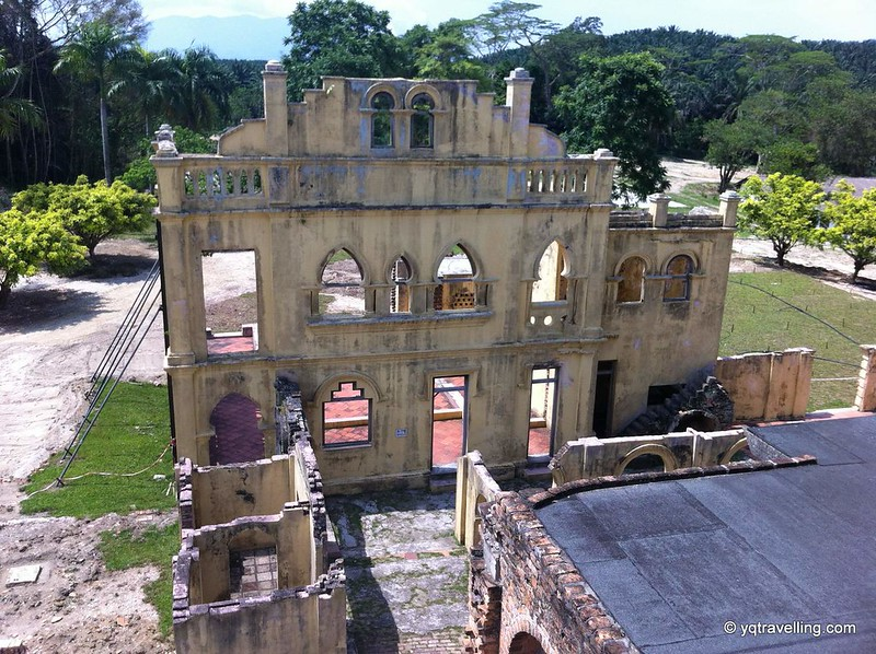 Yellow House of Kellie's Castle