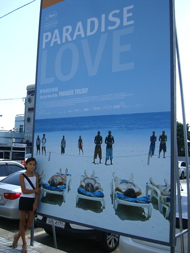 "BIFF Filmplakat ""Paradise Love"""